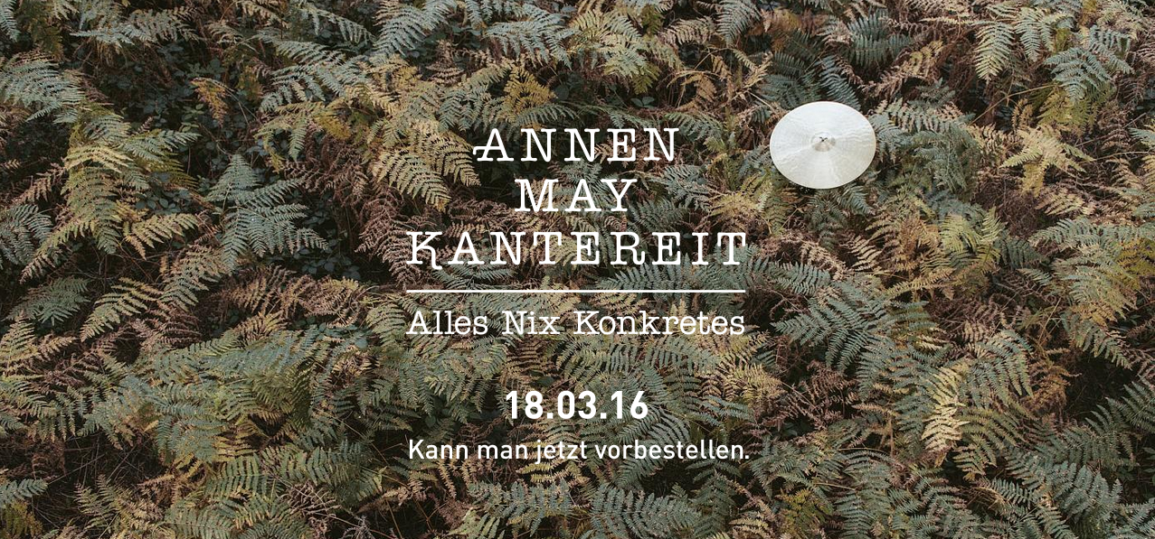 AnnenMayKantereit   Album-Mix